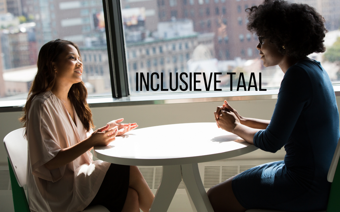 Inclusieve taal