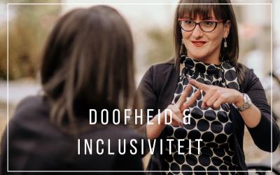 Doofheid & inclusiviteit